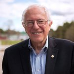 Bernie Sanders placed third in Vermont as a write-in candidate