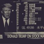 Stock market says likely winner is… Trump