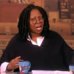 VIDEO: 'They Don't Hate the Country!' Whoopi Goldberg Adamantly Defends Flag Burning, Patriotic Americans