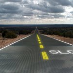 Solar-Panel Roads to Be Built on Four Continents Next Year