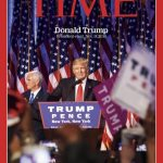Time Magazine Puts Donald Trump On Cover After Massive Victory