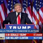 VIDEO: Donald Trump's 2016 Election Night Victory Speech
