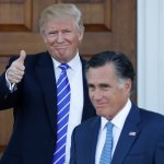 Mitt Romney is reportedly Trump's top choice for secretary of state