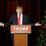 Donald Trump Wants You To Stop Saying 'Happy Holidays' And Start Saying 'Merry Christmas'