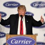 Carrier has been asking for — and getting — subsidies long before Trump-Pence