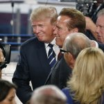 Arnold Schwarzenegger: People Need To Stop 'Whining' About Donald Trump