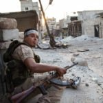 Russia says militants in Aleppo control only 2.5 square kilometers