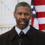 Denzel Washington blasts media for selling 'BS'