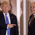 Trump Picks Retired Gen. John Kelly to Lead Department of Homeland Security