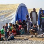 Almost 80,000 Displaced by Mosul Fighting as Winter Hits Northern Iraq