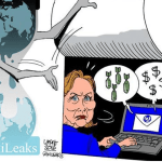 """WikiLeaks operative: Clinton campaign emails came from """"inside leaks,"""" not Russian hackers"""