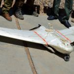 ISIS drone dropping precision bombs alarms U.S. military