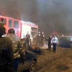 Up to 60 killed, dozens injured after car bomb blast in northern Syrian border town