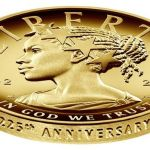 Is New $100 Coin an Homage to Michelle Obama?