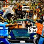 Congressional Black Caucus to Re-Hang Anti-Cop 'Police as Pigs' Painting in Capital Citing 'Constitution'