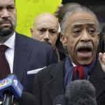 Sharpton Promises 'Season of Civil Disobedience' in Response to Sessions Nomination