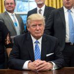 Trump On A Roll, Fires Director Of Immigration And Customs Enforcement