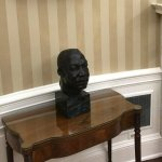 Non-Missing MLK Bust Turns Into a 'Scandal'-Hungry Media Bust