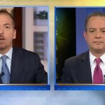 Reince Priebus Slams Chuck Todd: 'You Don't Stop Talking' (Video)