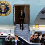 Obamas to leave Washington on one last Taxpayer funder flight after Trump inauguration
