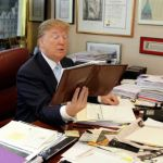 Trump: Deliver Documents Via Courier to Avoid Cyber-Attacks