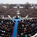 1 million people expected for inauguration, including 200,000 at leading protest