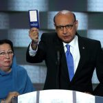 Five Months After Saying He Didn't Want The Spotlight, Khizr Khan Still Fighting Trump
