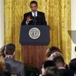 The White House Press Corps Fawned Over Obama At His Final Press Conference
