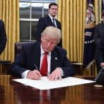 "Trump Signs Executive Order On Regulation: ""For Every New Regulation, Two Regulations Must Be Revoked"" (Video)"