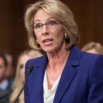 Two GOP senators to vote no on Betsy DeVos