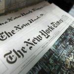 Trump Admin Calls NY Times Story 'Epitome Of Fake News'