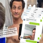 NYPD & Feds Unveil Details of Anthony Weiner's Illegal Texts with 14-yr-old Girl