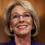Liberal Men Lash Out Against 'Unqualified' Woman Betsy DeVos