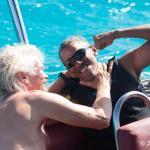 WILD PHOTOS: Billionaire Buddy Sir Richard Branson Chokes Out, Wrestles Obama Who Ditches Secret Service to Kite Surf