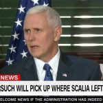 WATCH: Mike Pence slams Senate Democrats over their vowed opposition to SCOTUS nominee Neil Gorsuch
