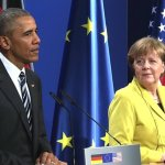 Flashback: Barack Obama Allegedly Wiretapped German Chancellor Angela Merkel In 2010