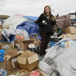 More Than 800 Dumpsters Of Garbage Hauled Away At Dakota Pipeline Campsites
