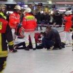 TERROR: Man Goes On Axe Rampage In German Train Station