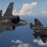 America's Most Advanced Stealth Fighter Practices Bombing North Korea