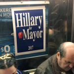 IT BEGINS: 'Hillary for Mayor' signs appearing around NYC
