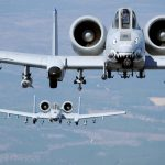 Military Exercise Shows The A-10 Could Blow Iran's Swarm Boats Out Of The Water
