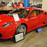 President Trump's Ferrari Sells at Florida Auction