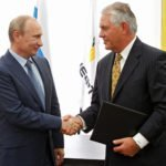 Rex Tillerson Says Sanctions Against Russia Will Remain In Place