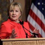 Hilary Clinton Still Blaming 'Misogyny' For Losing The Election