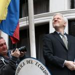 Edward Snowden, Over 100 Activists Call for Trump to Drop Charges Against Julian Assange