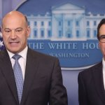Cohn, Mnuchin to meet with GOP leaders in push for tax reform