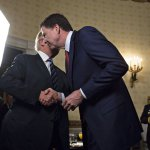 Comey Friend: Ex-FBI Chief Said He Was 'Disgusted' By Trump Hug