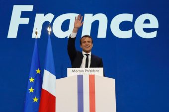Macron is opinion polls favorite as France elects new president Sunday – True Pundit