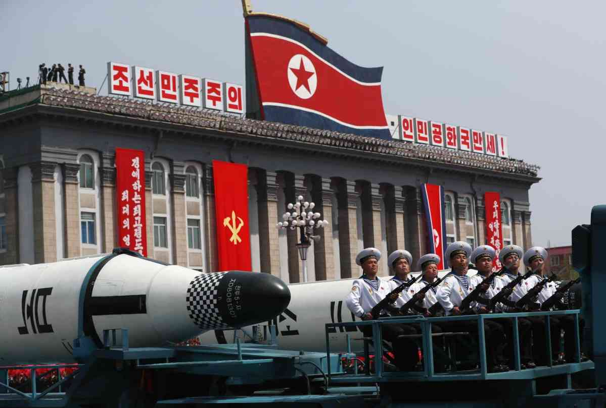 North Korea Fires Off Tenth Missile This Year
