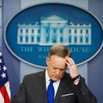 Sean Spicer no longer expected to give daily briefings